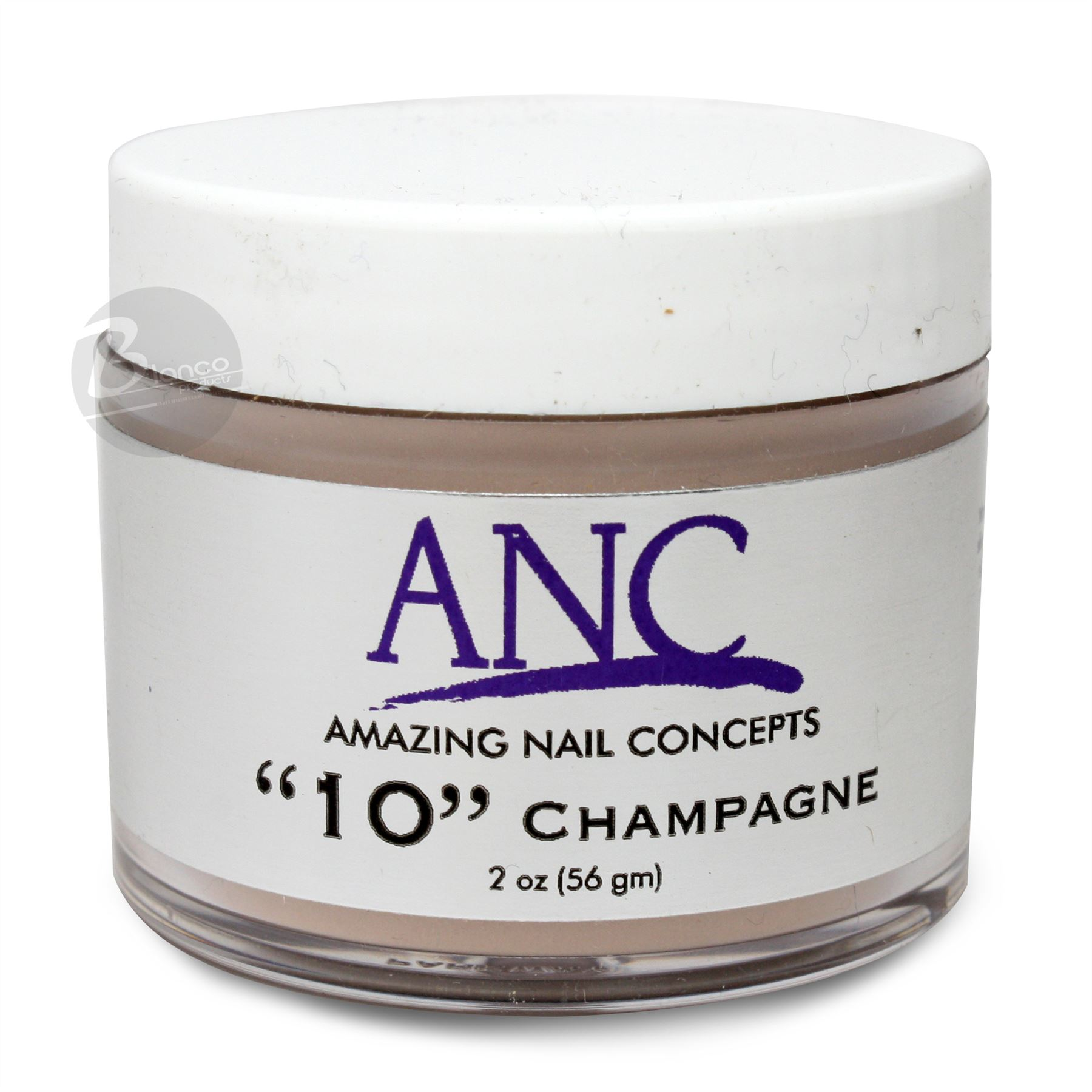 """Amazing Nail Concepts DIP Powder System """"Champagne"""" #10"""