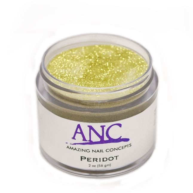 ANC Dip Powder Amazing Nail Concepts 2 Oz #40 Peridot